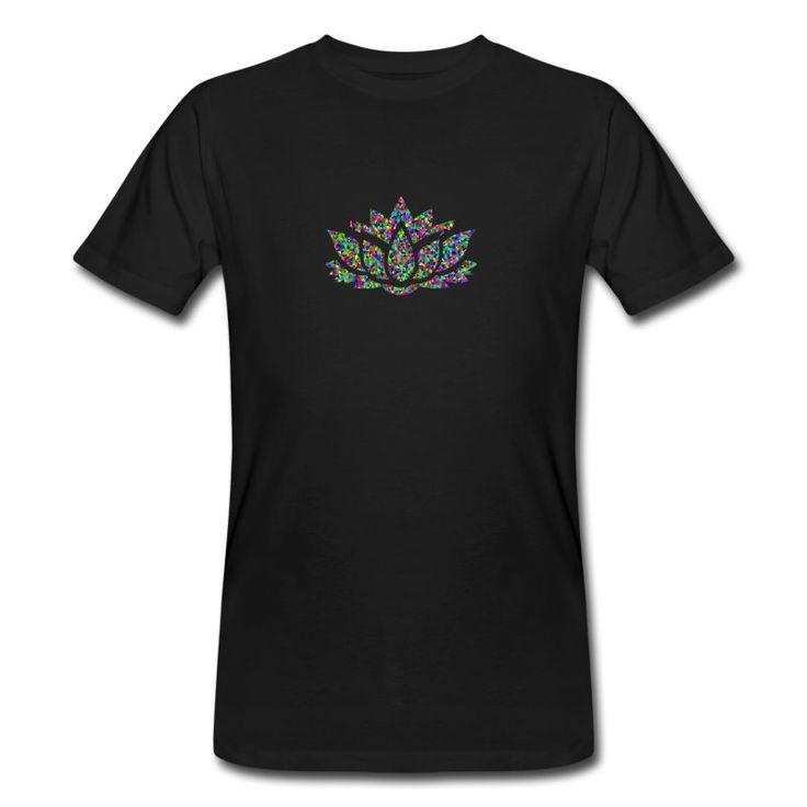 Lotus | Seerose | Yoga | Meditation | Wasserlilie | Lotusblume | Lotusflower | T-Shirt | Wellness