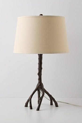 Wild Oak Table Lamp Base