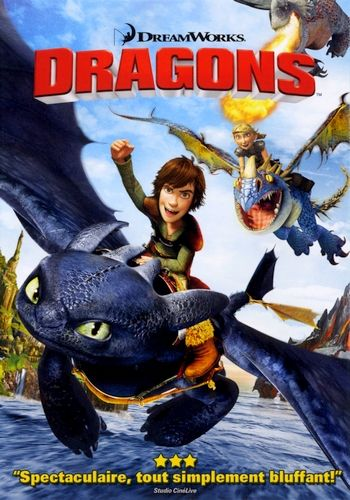 Dragons - Dreamworks Animation SKG
