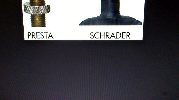 ( Inner Tube) ( Now Using ) PRESTA - BICYCLE - SCHRADER  ( Valve Stems )