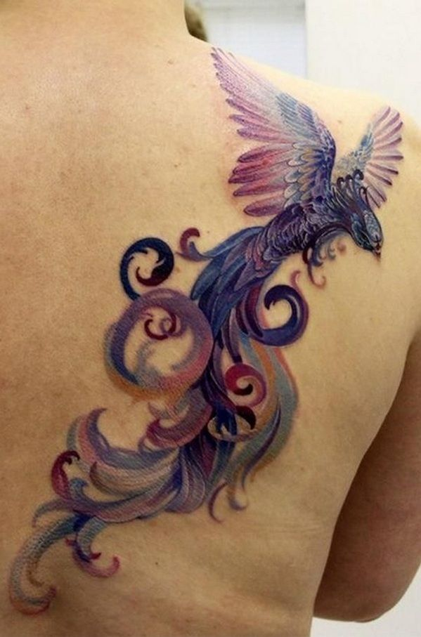 1000 images about astonishing bird tattoos on pinterest colorful owl tattoo for women and. Black Bedroom Furniture Sets. Home Design Ideas