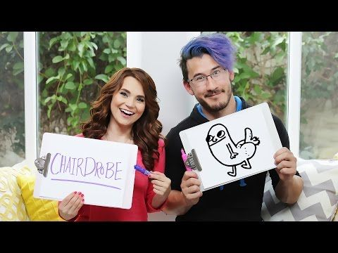 FIVE NIGHTS AT FREDDYS GIANT CHICA'S CUPCAKE ft Markiplier - NERDY NUMMIES - YouTube