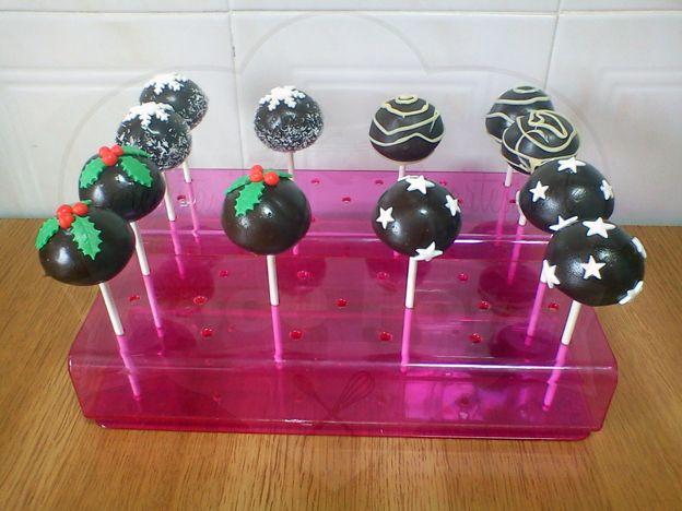 Cakepops Natal