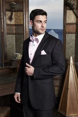MONACO 2-Button Notch Tuxedo (Slim Fit)
