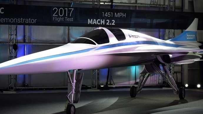 Le milliardaire britannique Richard Branson, patron de la firme Virgin Atlantic, a annoncé mardi son intention de lancer la ligne aérienne la plus rapide de l'histoire. Le « XB-1 », développé conjointement avec une compagnie américaine fendra l'air à plus de deux fois la vitesse du son.