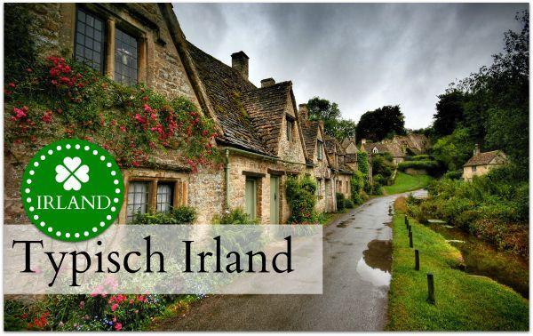 Typisch Irland: Grüne Landschaft, Pubs und gute Musik #Irland