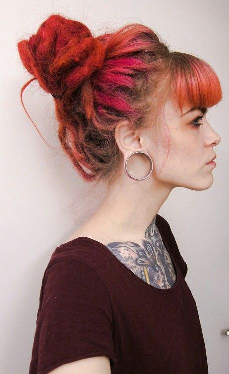 this-toxic-heart:  Tattoo, Piercing, and Alternative Style Blog