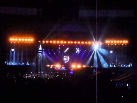 Concert, Rihanna, Stade de France, Paris. 2013.