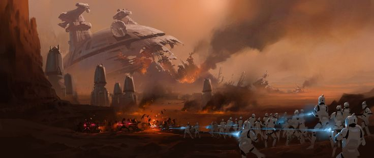 Star Wars, Dead Space, Transformers, This is Some of the Best Nerd Art on the Planet