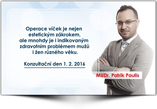 MUDr. Patrik Paulis - Medical Institut