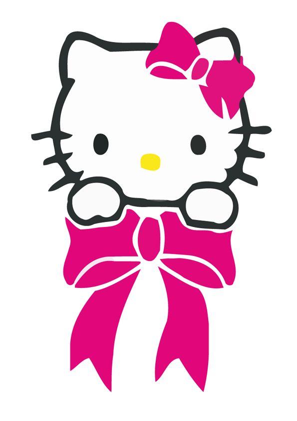 Hello kitty-Imagenes y dibujos para imprimir