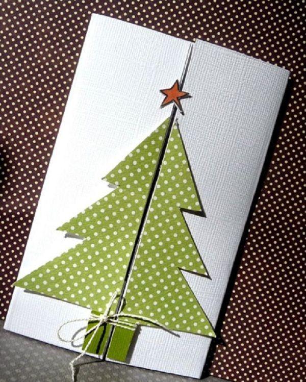 Idei de felicitări handmade de Anul Nou
