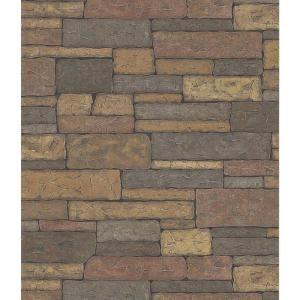 brick wallpaper home ideas pinterest