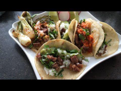 Receta: Tacos de Suadero | Cocineros Mexicanos - YouTube