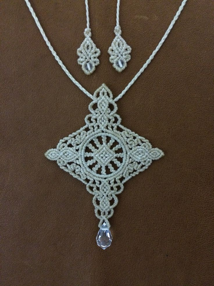 1000 Images About Macrame Amp Knotted Lace Fun On Pinterest