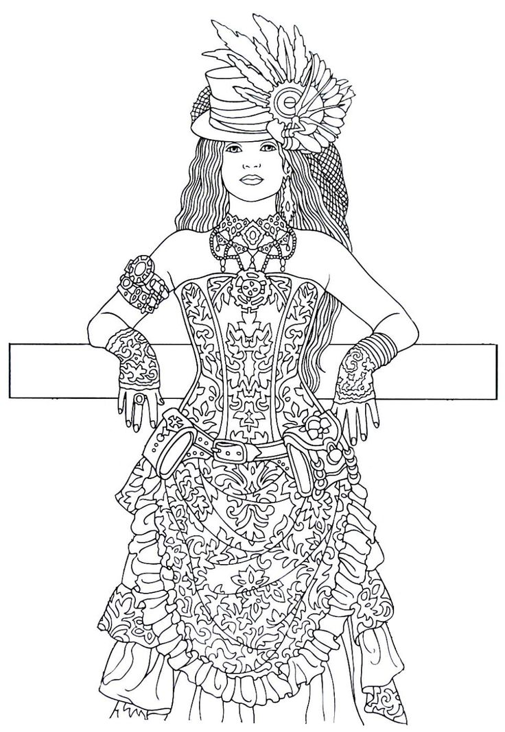 cool medium difficulty coloring pages - photo#11
