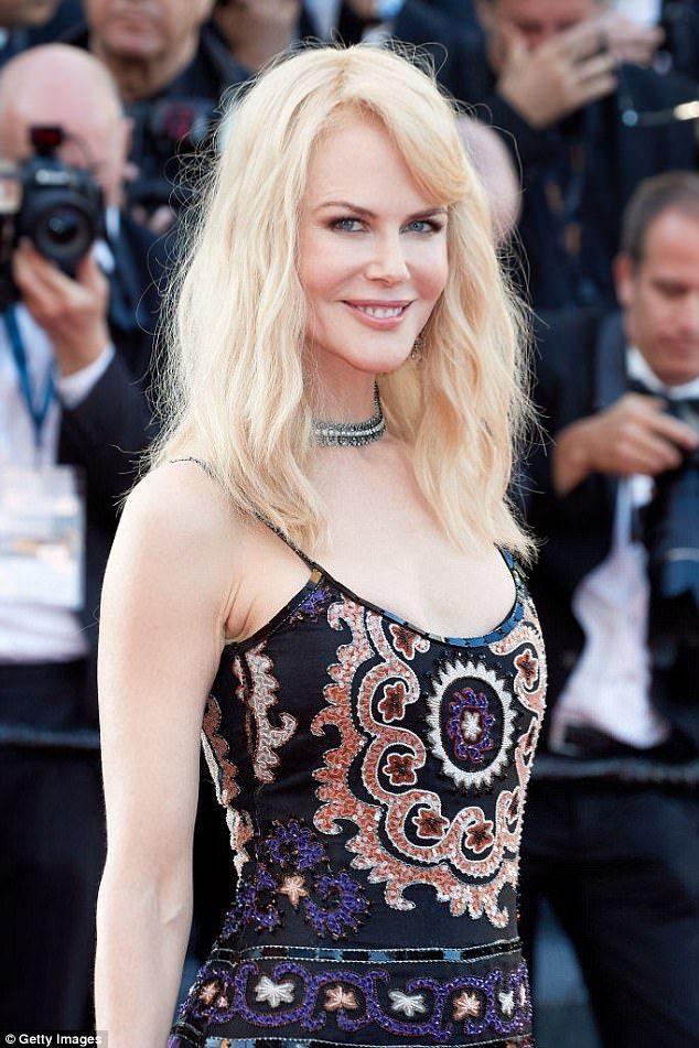 Nicole Kidman, 49, plays mom to Jason Momoa, 37