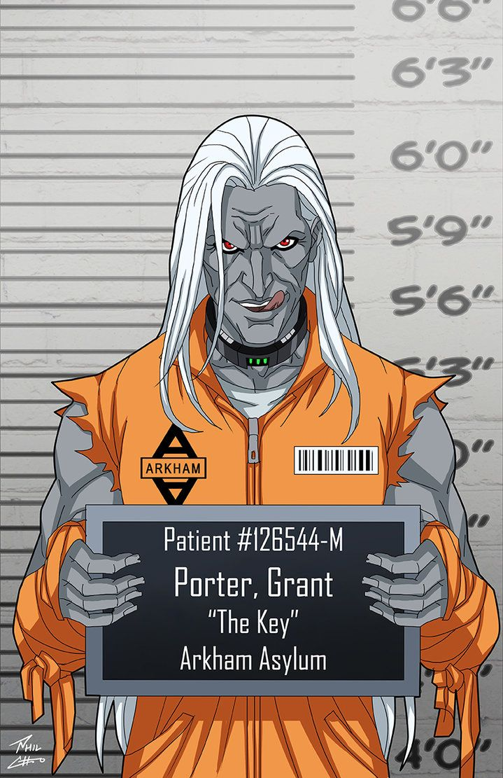 Grant Porter (Earth-27) commission by phil-cho on DeviantArt