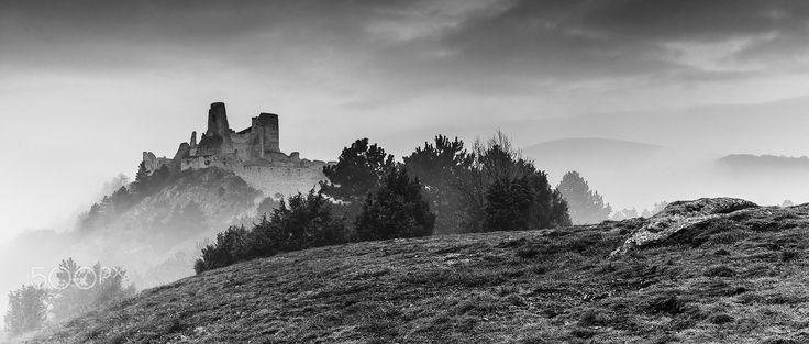 "Misty morning at Bathory Castle - Follow me on <a href=""https://www.facebook.com/lubosbalazovic.sk"">FACEBOOK</a> or <a href=""https://www.instagram.com/balazovic.lubos"">INSTAGRAM</a>"