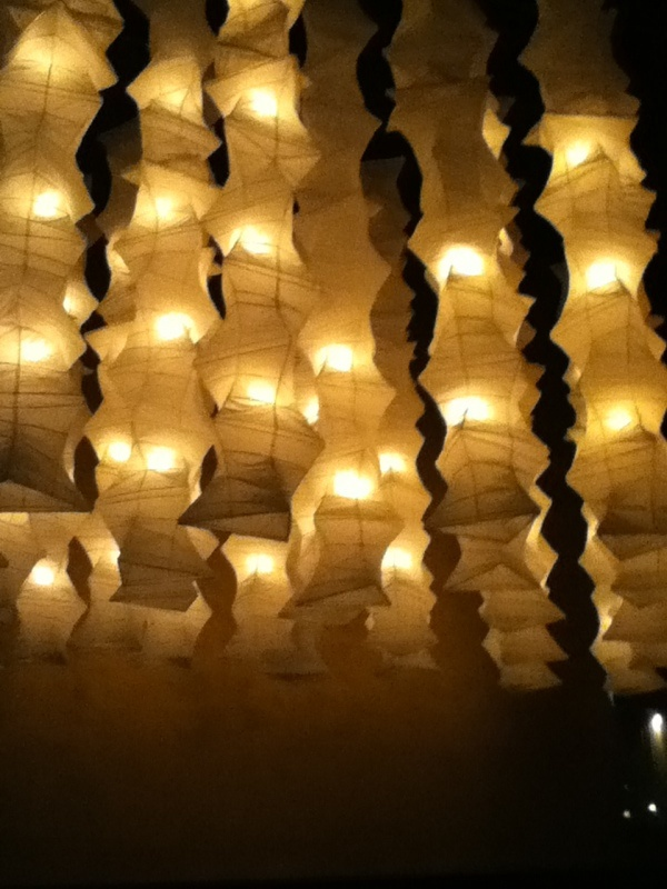 Lighting at Tatu, Seminole FL