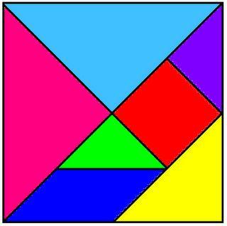 TANGRAM: EM SALA DE AULA  Várias sugestões de atividades utilizando o Tangram:     O que é Tangram e como surgiu?  O Tangram é um quebra-cabeça chinês formado de...