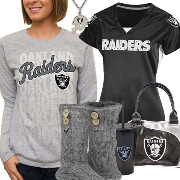 Cute Oakland Raiders Fan Gear