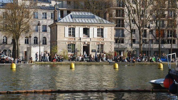 restaurants canal st martin/canal de l'ourcq