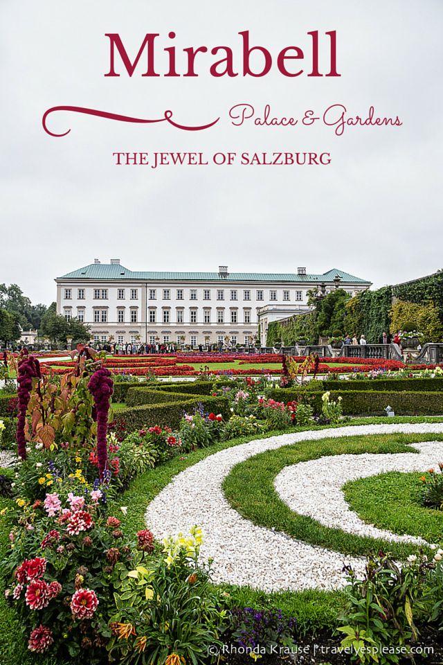travelyesplease.com | Mirabell Palace & Gardens- The Jewel of Salzburg (Blog Post) | Salzburg, Austria