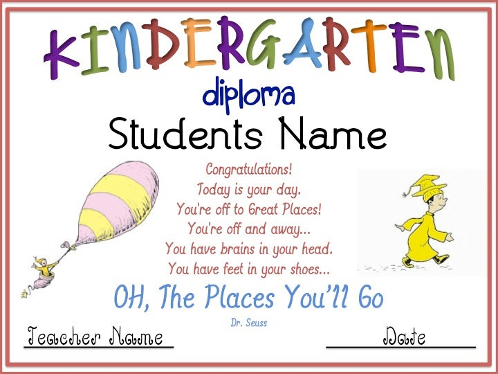 11 best Last Day of School images on Pinterest End of year - copy pre kindergarten certificate printable