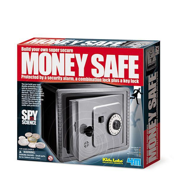REC Build Your Own Super Secure Money Safe - 4m R134