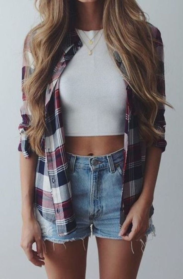 53 Trendy Summer Outfit Ideas for Teen Girls to Copy – Outfitmax.com
