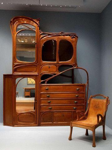Ornamental Yet Natural - the Art Nouveau Movement, a Magical Period in – Artisera