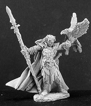 Dark Heaven Legends (Wood Elf King 2934) 25mm Miniatures