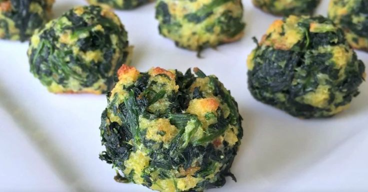 How to Make Delicious Spinach Balls