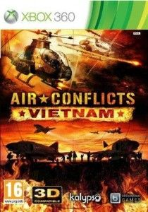 Air Conflicts Vietnam XBOX360 COMPLEX 210x300 Xbox Games: Air Conflicts Vietnam XBOX360 COMPLEX