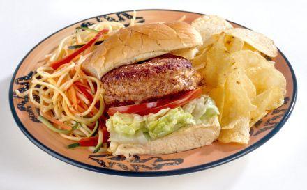 7 Better Turkey Burger Recipes | SparkPeople