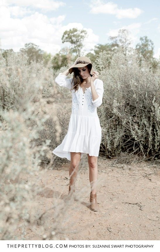 Edgy Bohemian Karoo Fashion | Women's Fashion | Photography by Suzanne Swart Photography