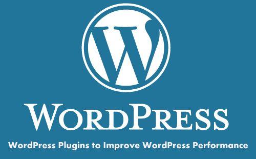 20 WordPress Plugins to Improve WordPress Performance