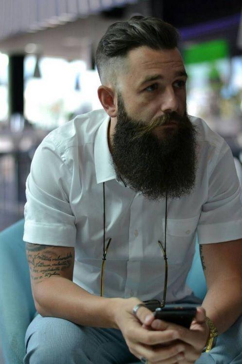 bigbeardedfrenchman — beardelicious:     Cristian, @krystyanpxc