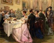 The Dinner Party  by Sir Henry Cole
