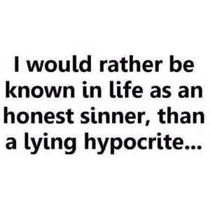 quotes about hypocrisy - Yahoo! Search