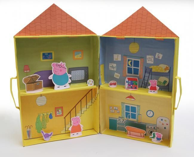 peppa-puppet-playhouse-craft-idea