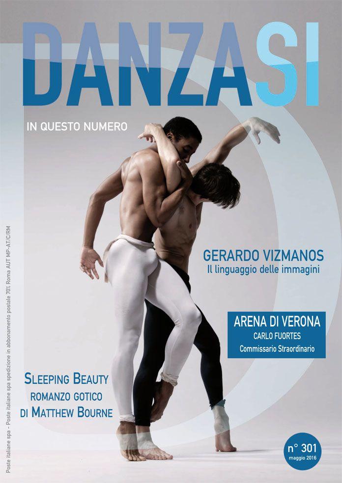 Scopri tutti i contenuti del numero di maggio di DanzaSì