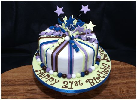 Birthday Cakes, Celebration cakes all from Lincoln Cake Maker No ...