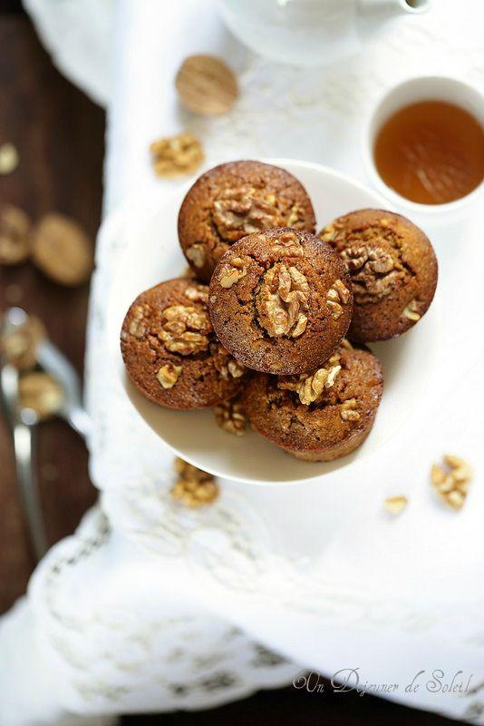 Un dejeuner de soleil: Gâteau aux noix
