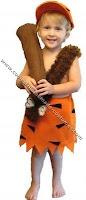 disfraz casero de Bamm Bamm de los Picapiedra | Todo Halloween