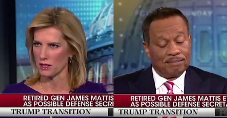 Laura Ingraham shuts Juan Williams down by calling him out on his nonsensical name-calling.