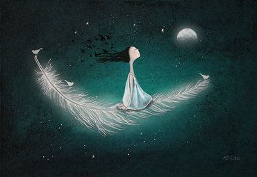 Wherever the wind takes me by Amanda Cass.