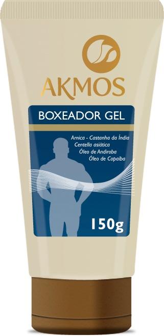 Gel Boxeador - Arnica, Castanha da Índia, Centelha Asiática, Óleo de Andiroba e Copaíba. Excelente para massagens relaxantes no corpo. #corpo