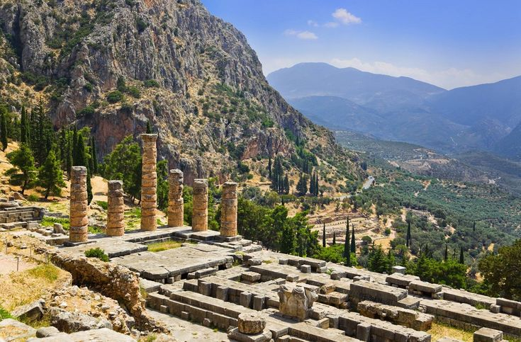 Part of Delphi Archaeological Site, Museum to Operate on Tuesdays